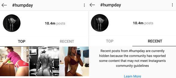 禁止instagram标签